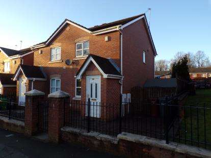 2 Bedrooms Semi Detached House for sale in Queens Road, Monsall, Manchester, Greater Manchester