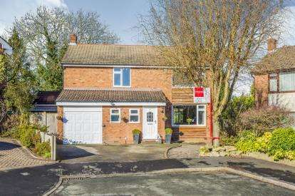 4 Bedrooms Detached House for sale in Bridge Close, Wistaston, Crewe, Cheshire