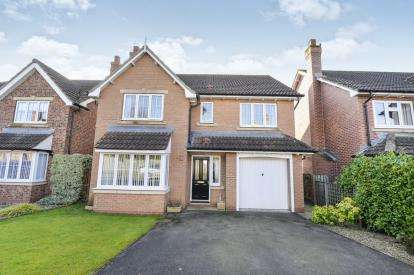 5 Bedrooms Detached House for sale in Oaktree Drive, Northallerton, North Yorkshire
