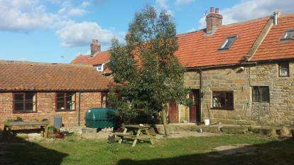 4 Bedrooms Semi Detached House for sale in Normanby, Robin Hoods Bay, Whitby, North Yorkshire