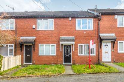 2 Bedrooms Terraced House for sale in Crab Lane, Manchester, Greater Manchester