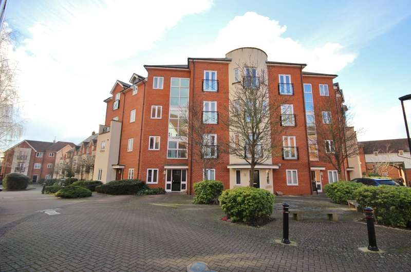 2 Bedrooms Apartment Flat for sale in Penlon Place, Abingdon, OX14