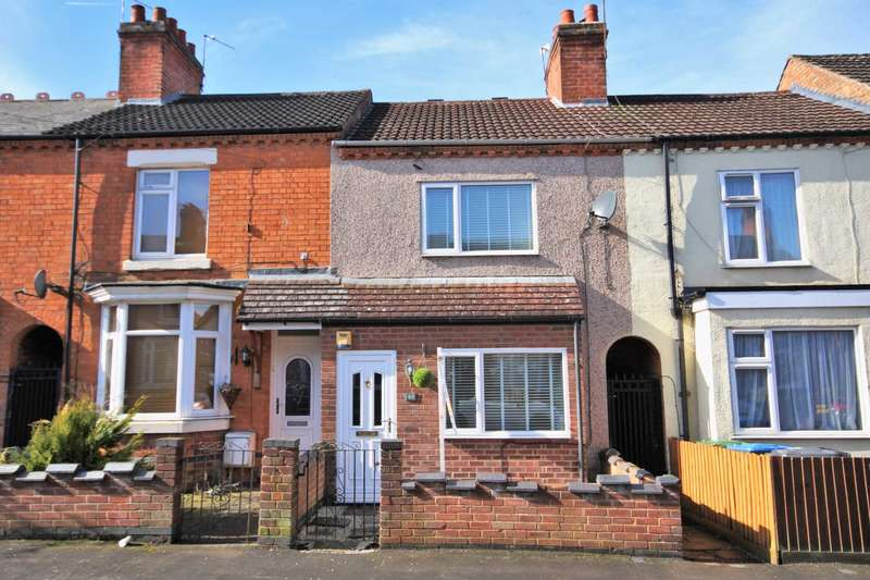 3 Bedrooms Terraced House for sale in Winfield Street, Rugby Town Centre