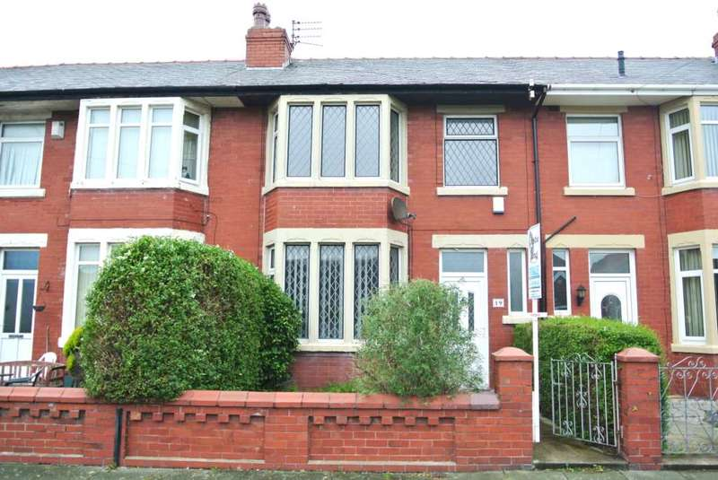 3 Bedrooms House for sale in Arnott Road, Blackpool, FY4 4ED