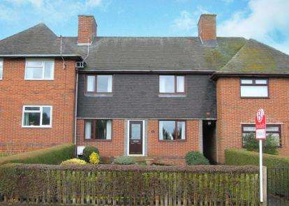 3 Bedrooms Town House for sale in Lightwood Road, Marsh Lane, Sheffield, Derbyshire
