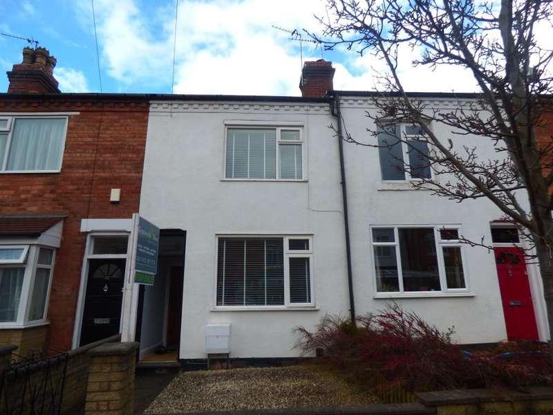 2 Bedrooms Terraced House for sale in Gordon Road, Harborne, Birmingham, B17 9HB