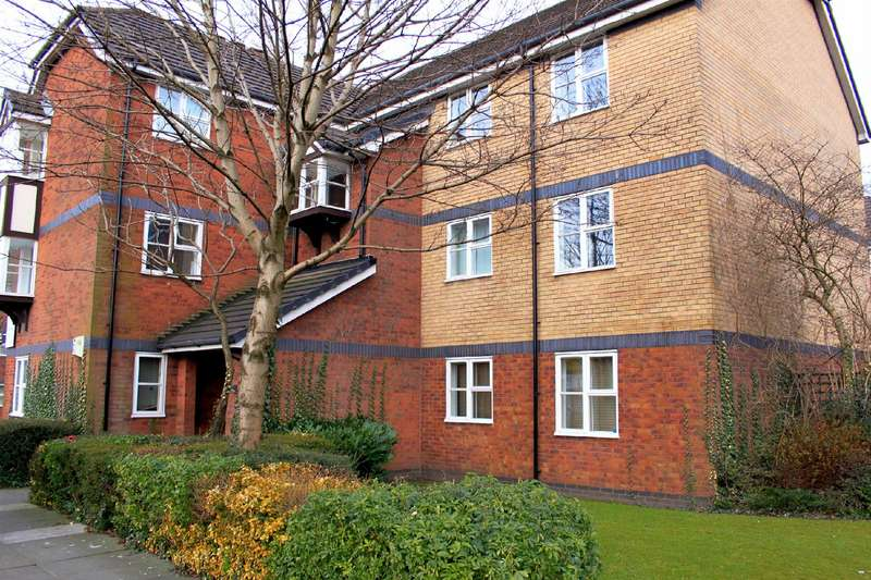 2 Bedrooms Flat for sale in Wileman Court, Eccles New Road, Salford