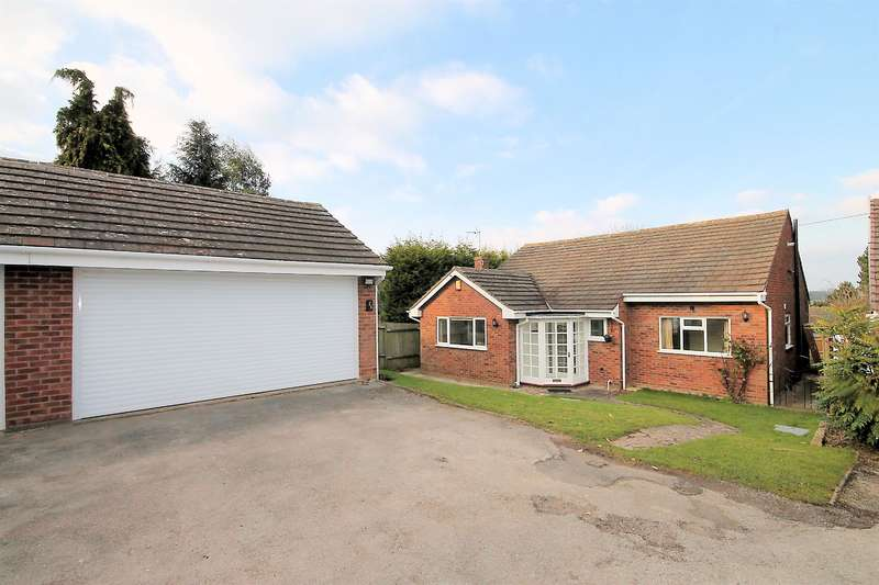 3 Bedrooms Detached Bungalow for sale in St Davids Road, Clifton Campville, Tamworth, B79 0BA