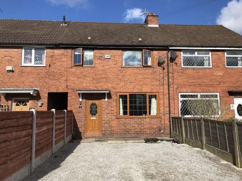 3 Bedrooms Terraced House for sale in Tig Fold Road, Farnworth, Bolton, BL4 0PD