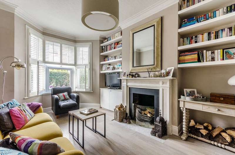 4 Bedrooms Terraced House for rent in Mount Road, Southfields, SW19