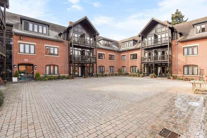 2 Bedrooms Retirement Property for sale in Woolf Drive, Wokingham, RG40