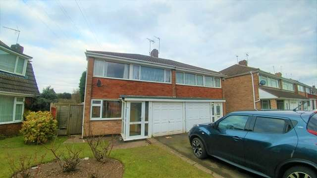 3 Bedrooms Semi Detached House for rent in A Spacious 3 Bedroom Semi-Detached House to Rent on Spring Parklands in Dudley, DY1 2DL