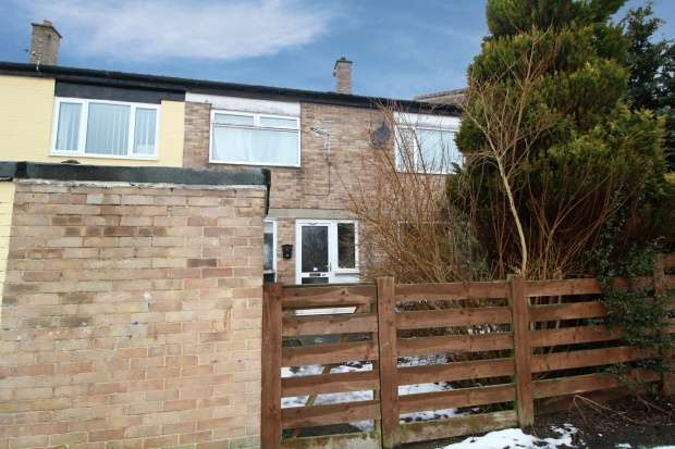 4 Bedrooms Terraced House for sale in Eskdale Place, Newton Aycliffe, Durham, DL5 7DT