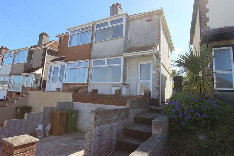 2 Bedrooms Semi Detached House for rent in Ferrers Road, St Budeaux, Plymouth PL5