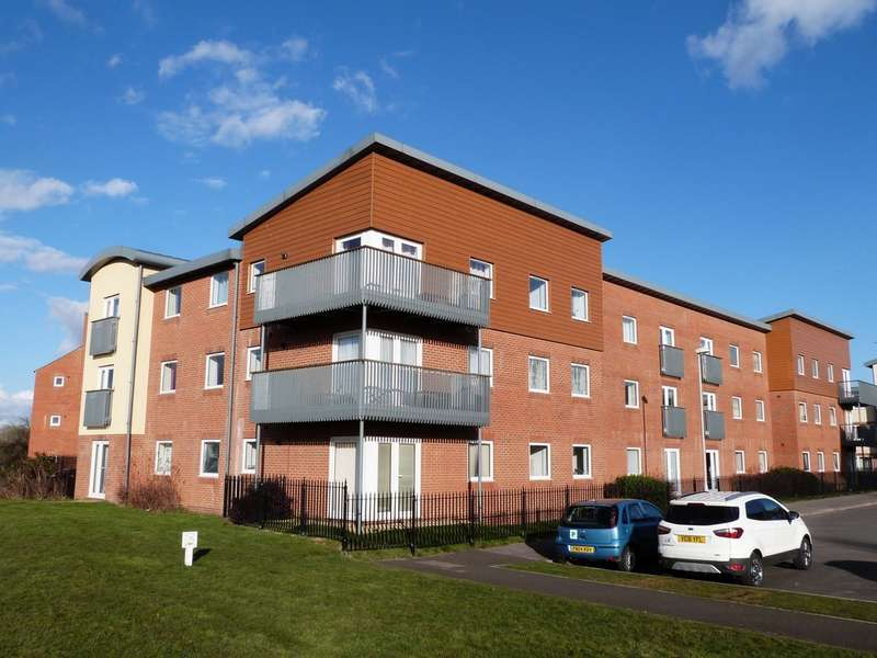 2 Bedrooms Apartment Flat for sale in Longhorn Avenue, Gloucester GL1