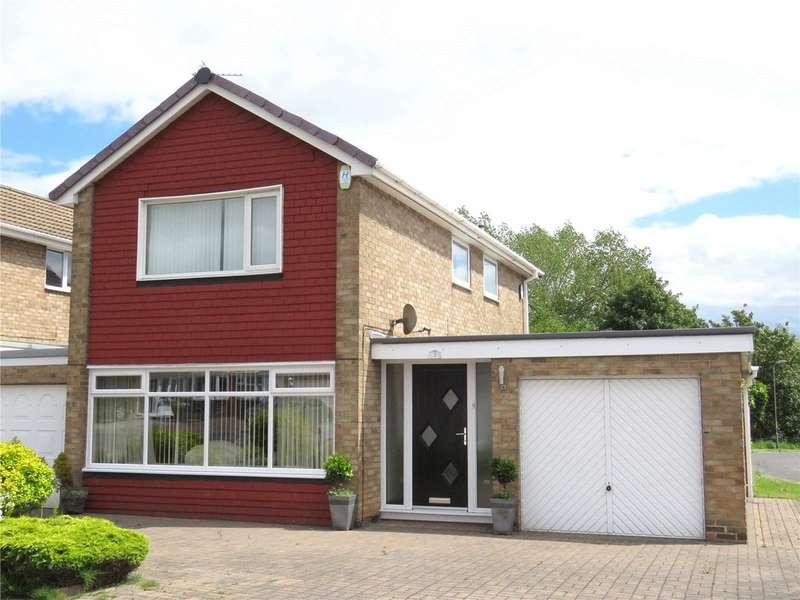 3 Bedrooms Property for sale in Rowlands Grove, Billingham TS23