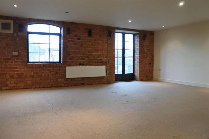 3 Bedrooms Apartment Flat for sale in River View Maltings, Grantham