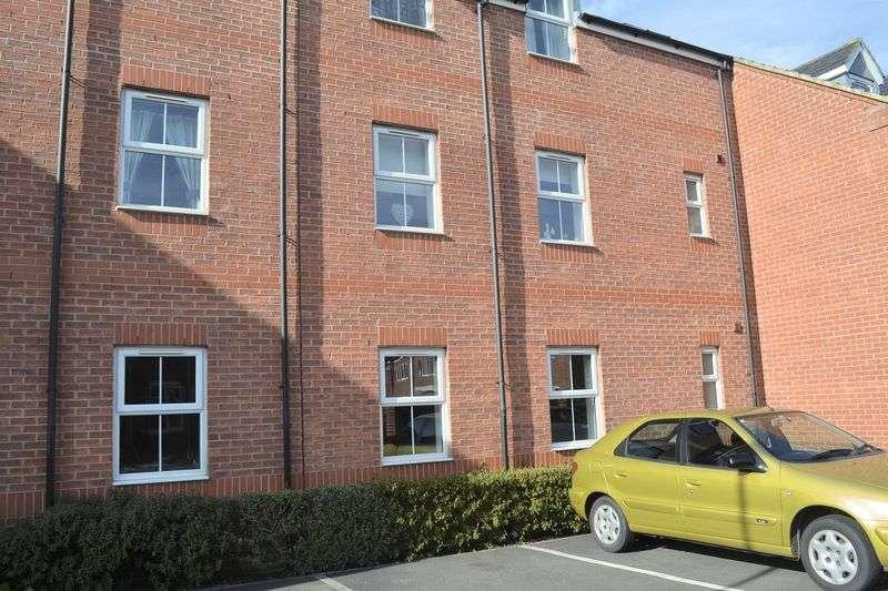 2 Bedrooms Property for rent in Oak Crescent, Ashby-De-La-Zouch