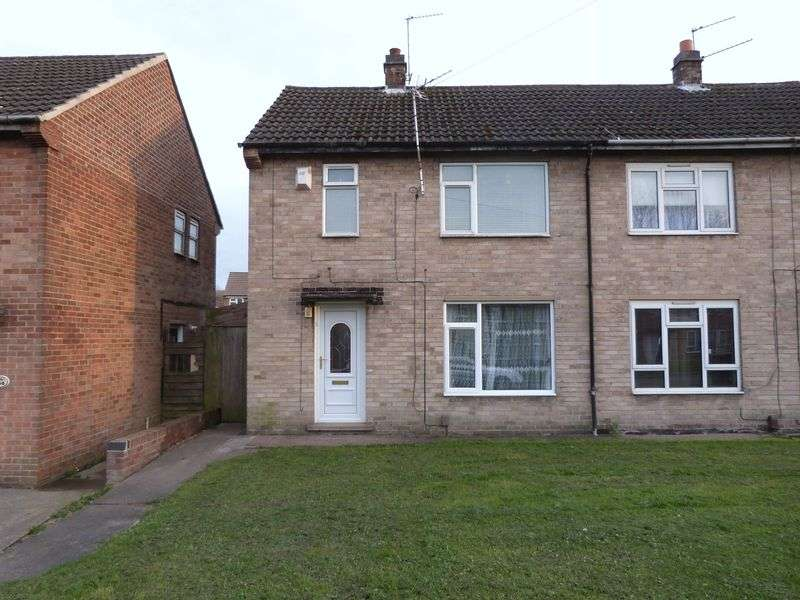 2 Bedrooms Property for rent in Cropston Drive, Coalville