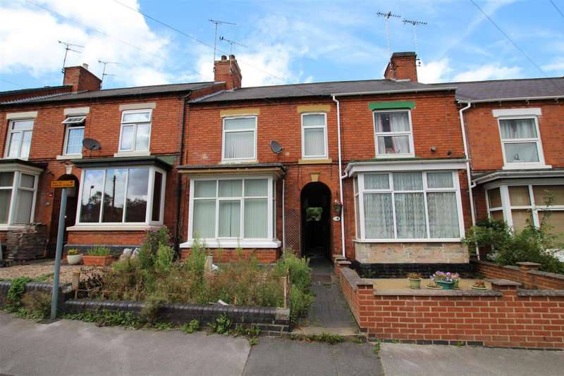 3 Bedrooms Terraced House for sale in Belvedere Road, Burton