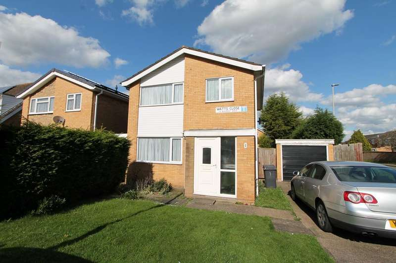 3 Bedrooms Property for sale in Watts Close, Leicester