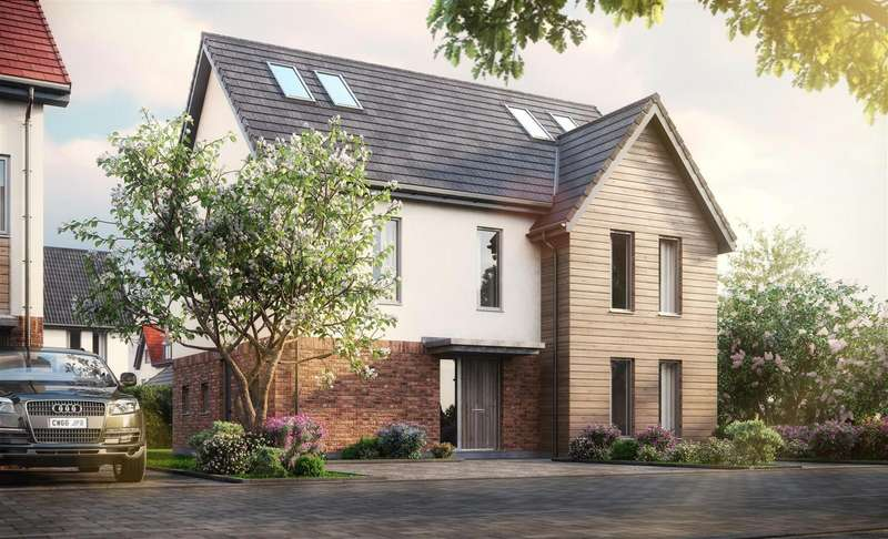 5 Bedrooms Property for sale in Peartree Lane, Edwinstowe, (Shortleaf)