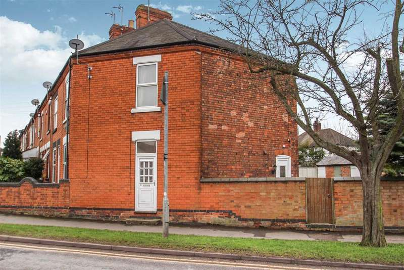 2 Bedrooms Property for sale in Ratcliffe Road, Sileby, Loughborough