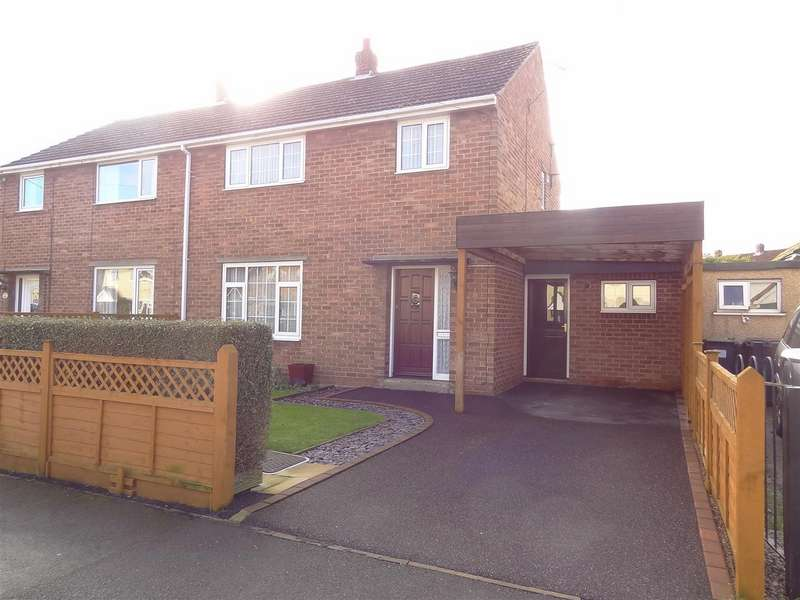 3 Bedrooms Detached House for sale in Tennyson Road, Ruskington, Sleaford