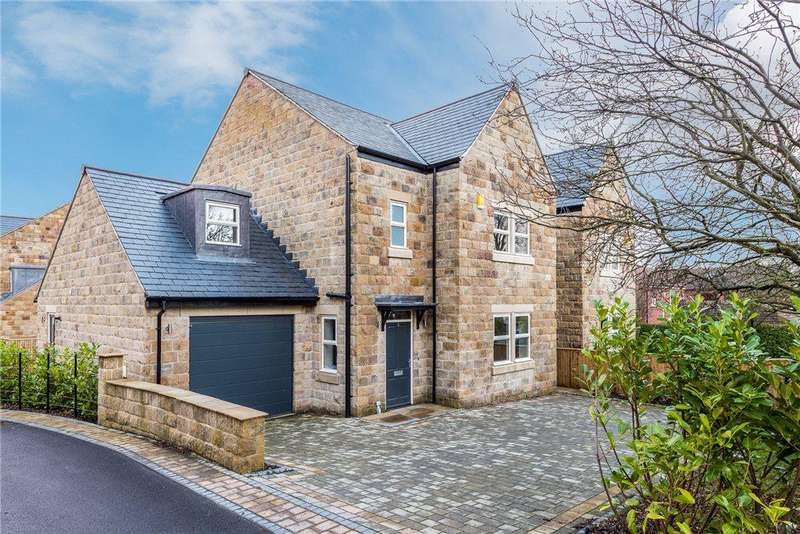 5 Bedrooms Detached House for rent in Green Lane, Harrogate, North Yorkshire