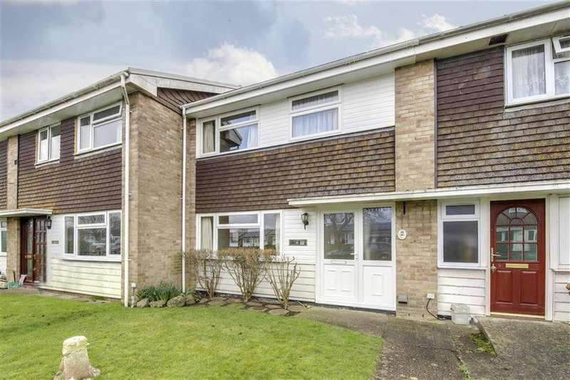 3 Bedrooms Terraced House for sale in Broyle Close, Ringmer, Lewes