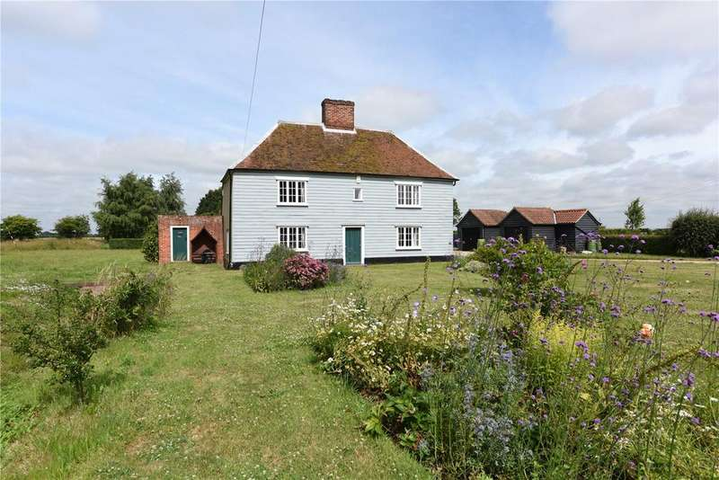 4 Bedrooms Detached House for sale in Little Bromley, Nr Manningtree, Essex, CO11