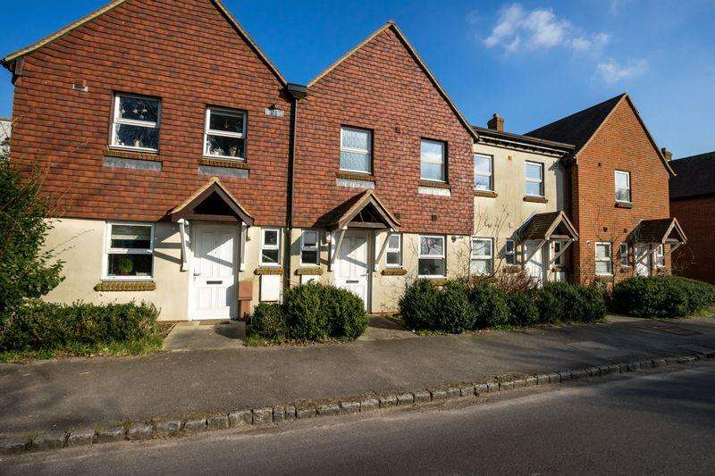 2 Bedrooms Terraced House for sale in Bleaches Court, Lavant