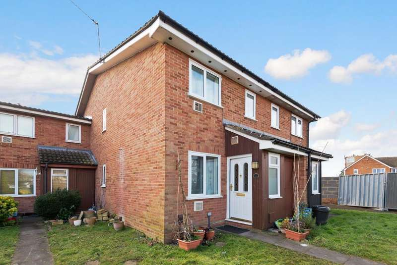 1 Bedroom House for sale in Shellfield Close, Staines-Upon-Thames, TW19