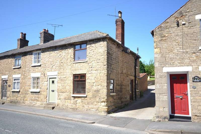 2 Bedrooms Cottage House for sale in High Street, Snainton, Scarborough YO13