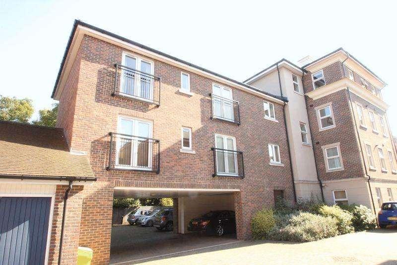 2 Bedrooms Apartment Flat for rent in Annison Street, Tonbridge