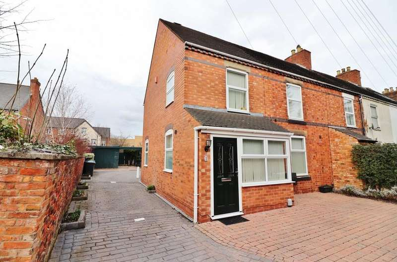 4 Bedrooms Town House for sale in Rosy Cross, Tamworth