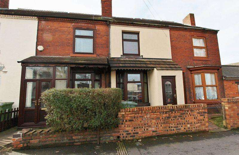 2 Bedrooms House for sale in Bloxwich Road, Walsall