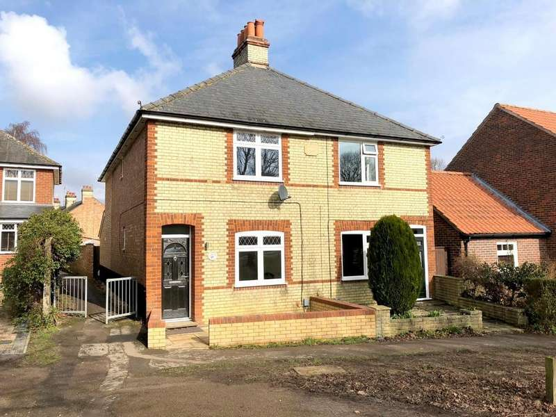 3 Bedrooms Semi Detached House for rent in Ickleford