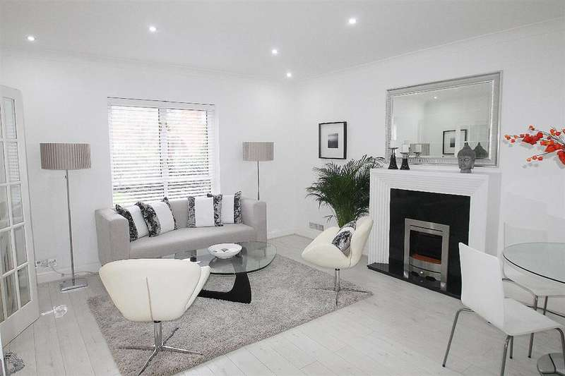 3 Bedrooms Duplex Flat for sale in The Callanders, Heathbourne Road Bushey Heath, Bushey