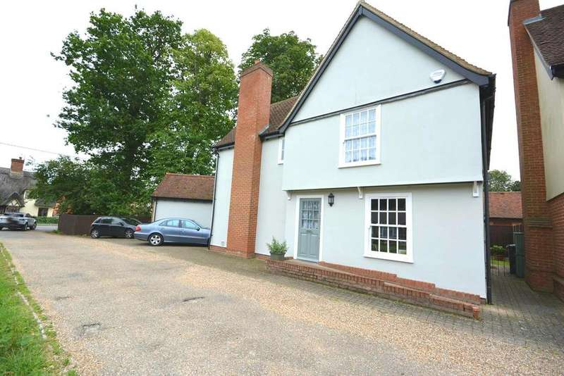 4 Bedrooms Detached House for rent in Vicarage Close, Great Saling, Braintree, Essex, CM7