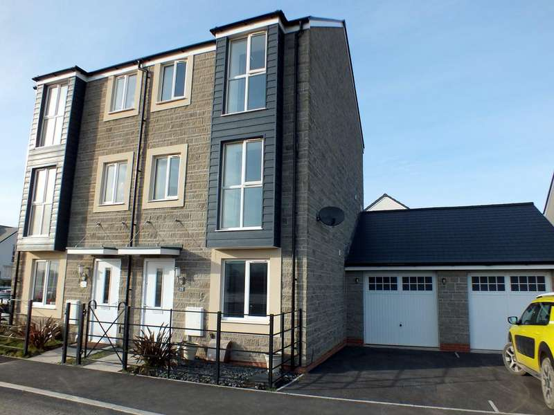 3 Bedrooms House for sale in Miles Row, Haywood Village, Weston-Super-Mare