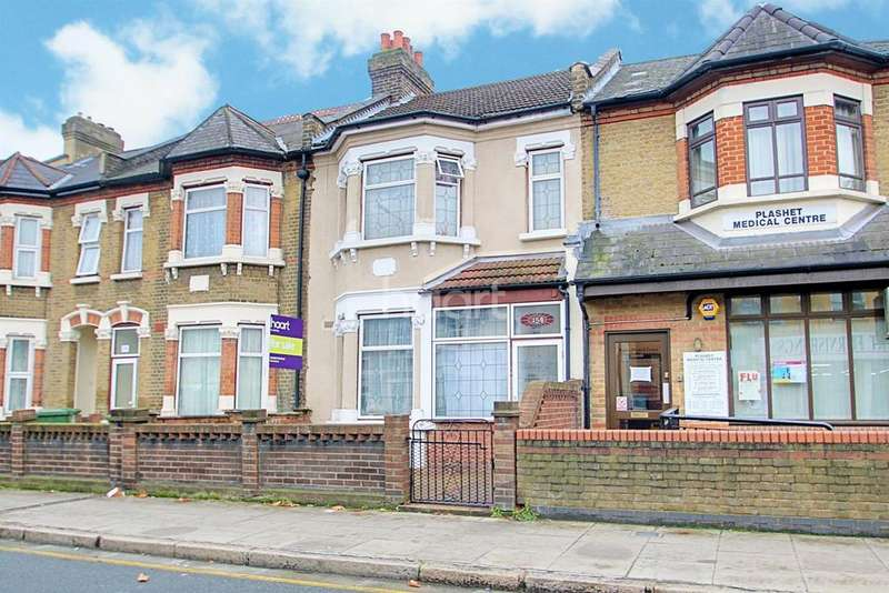 3 Bedrooms Terraced House for sale in Plashet Road, Upton Park