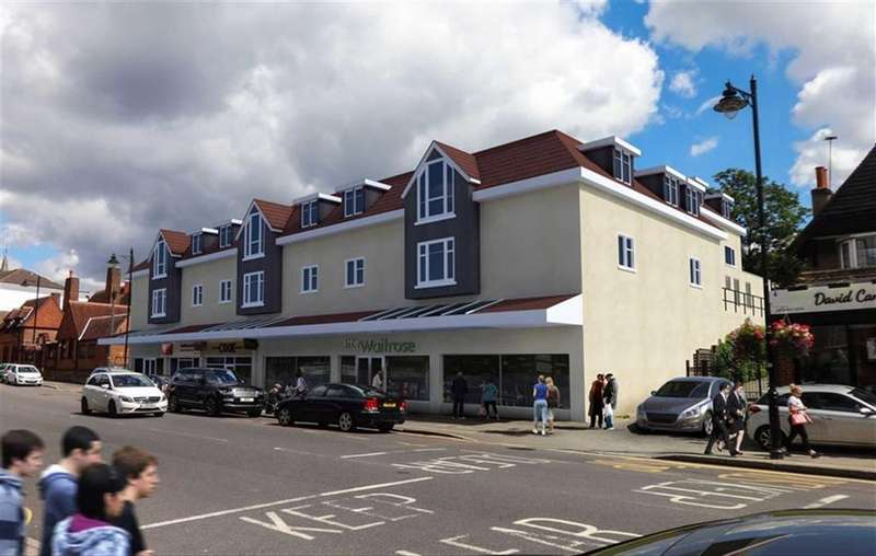 2 Bedrooms Flat for sale in Eton Court, Cheam, Surrey