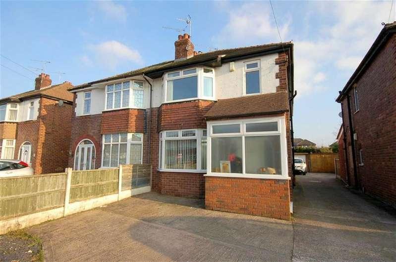 4 Bedrooms Semi Detached House for sale in Woodside Avenue, Wistaston, Crewe