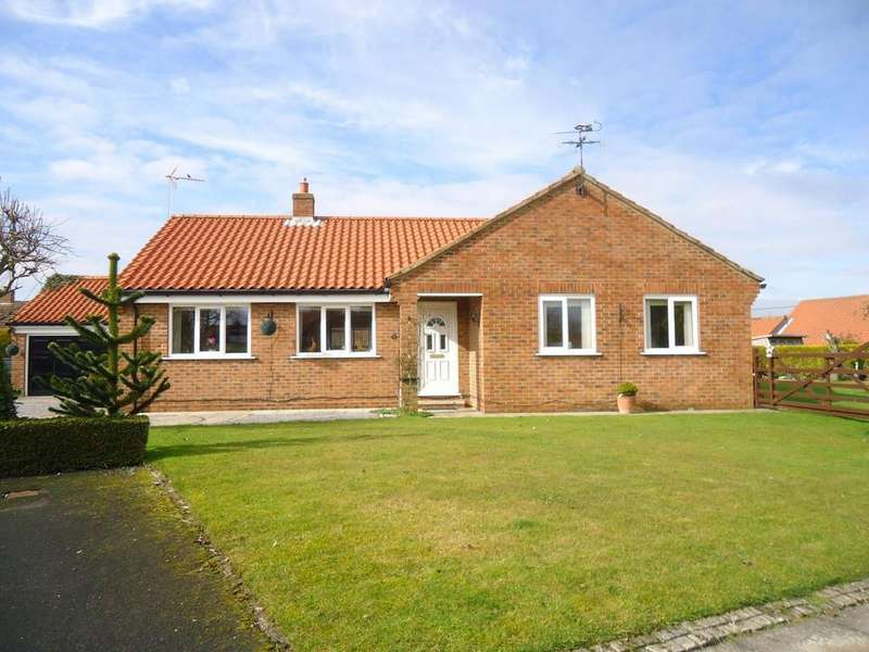 3 Bedrooms Detached Bungalow for sale in Aspen Way, Slingsby, York