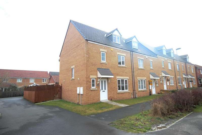 4 Bedrooms Semi Detached House for sale in Dukesfield, Earsdon View, Newcastle upon Tyne, NE27