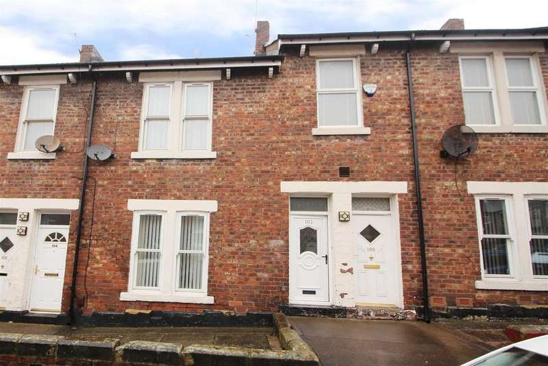3 Bedrooms Flat for sale in Hotspur Street, Newcastle Upon Tyne