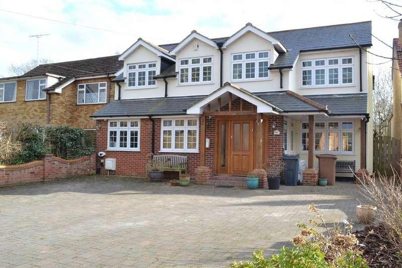 4 Bedrooms Detached House for sale in Downham Road, Ramsden Heath, Billericay, Essex, CM11
