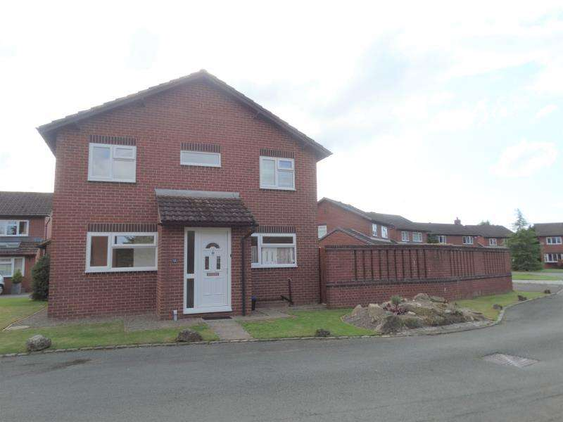 3 Bedrooms Semi Detached House for rent in 11 Silverdale, Gains Park, Shrewsbury, SY3 5EY