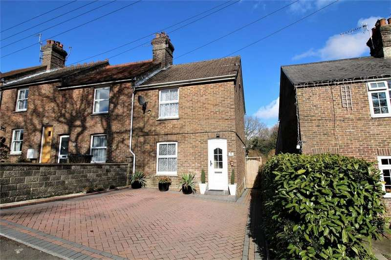 3 Bedrooms End Of Terrace House for sale in Ghyll Road, Heathfield, East Sussex
